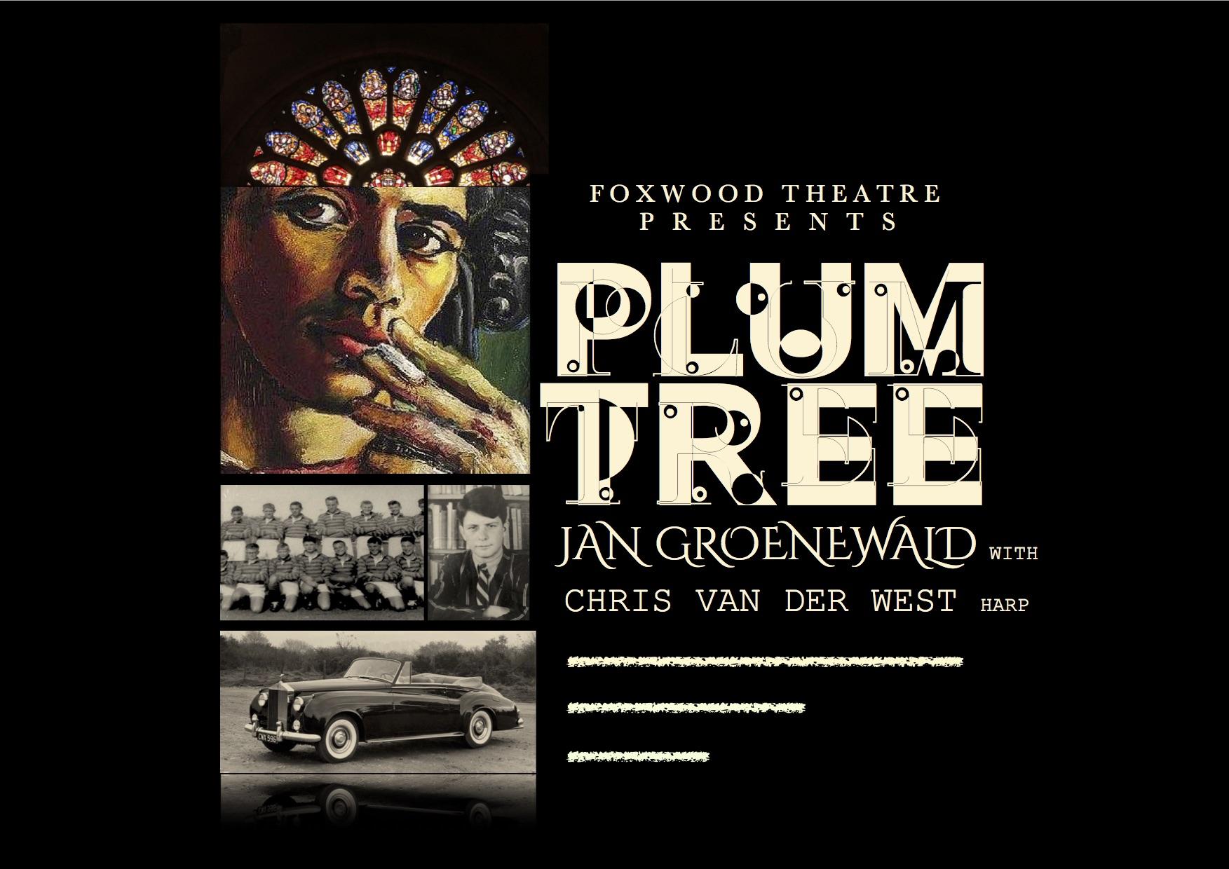 PLUM TREE – Jan Groenewald & Chris van der West
