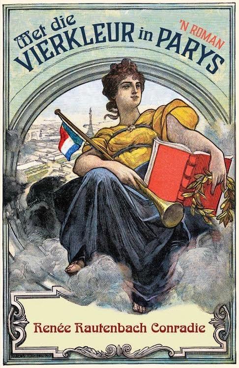 Met die Vierkleur in Parys – Boekbekendstelling – Renée Conradie & Pieter De Vos