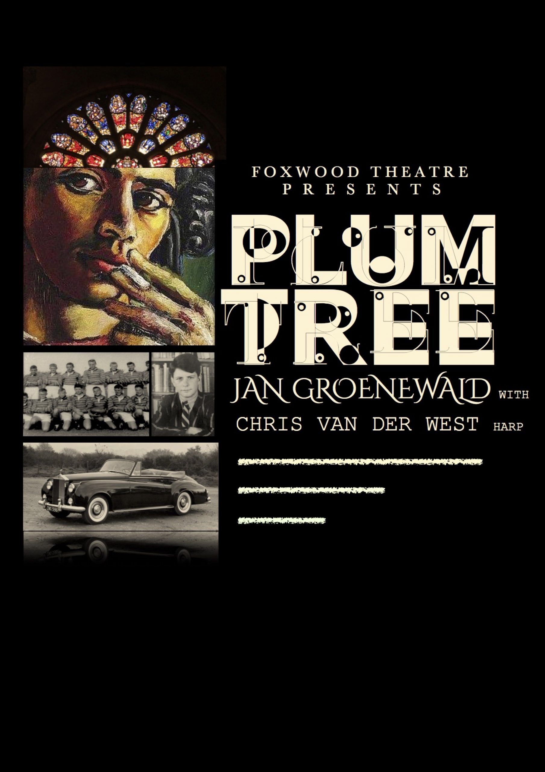 PLUM TREE – Jan Groenewald & Chris van der West