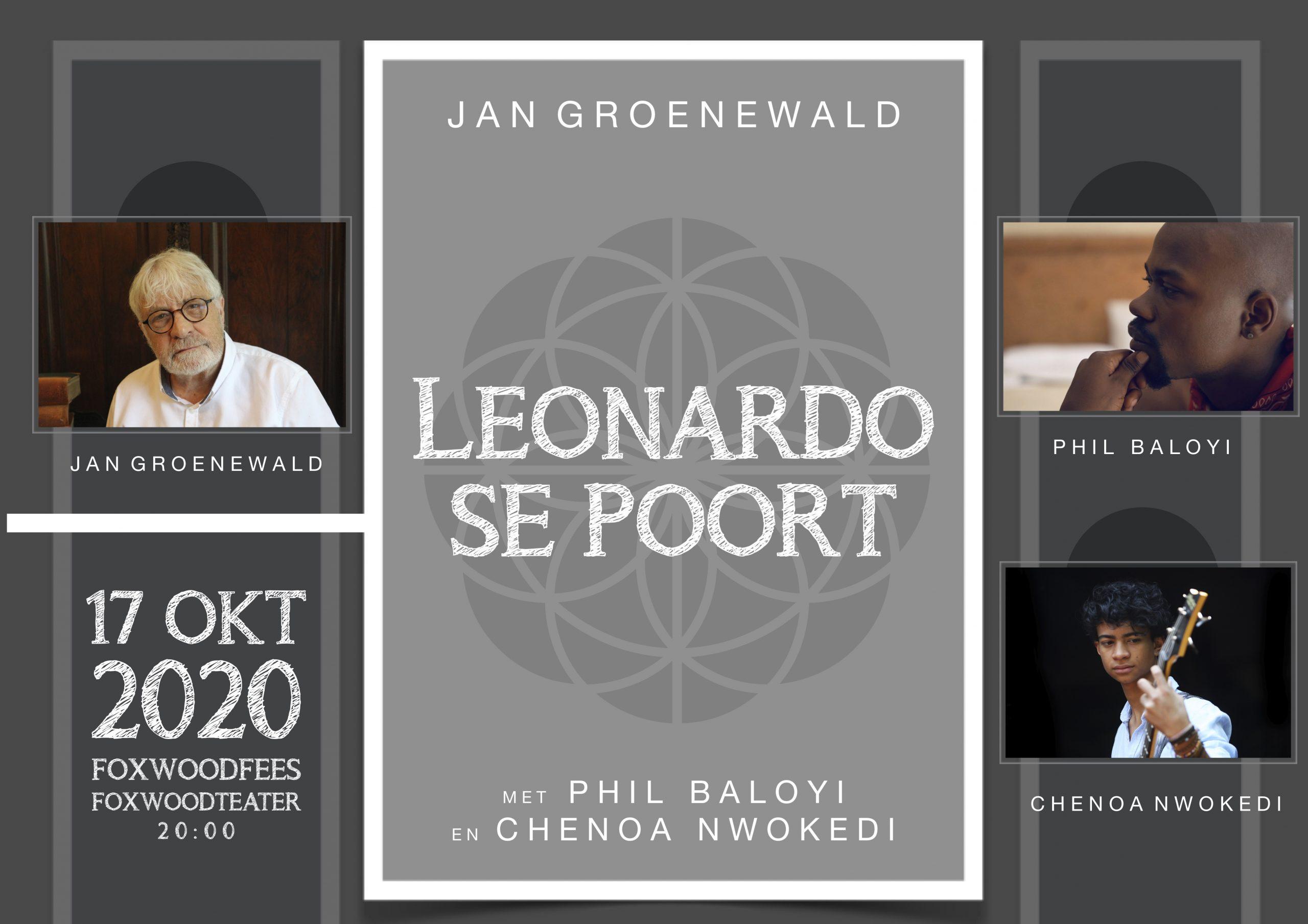 Leonardo se Poort – Jan Groenewald